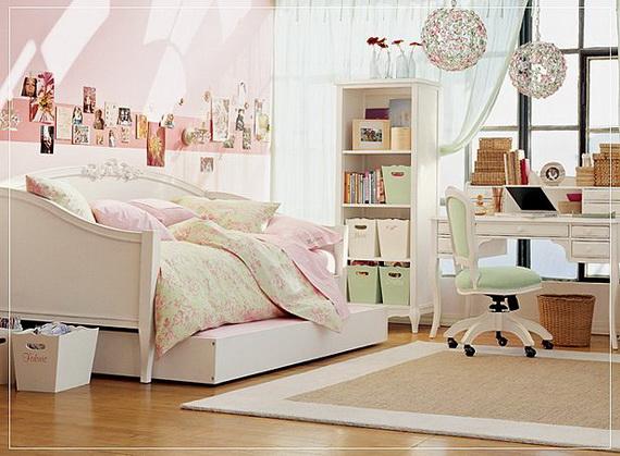 Desain Kamar Tidur Gadis Remaja