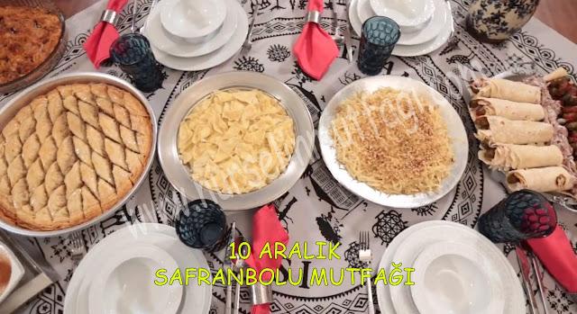 Safranbolu mutfağı