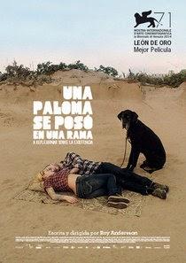 Una Paloma se Posó a Reflexionar en una Rama sobre su Existencia