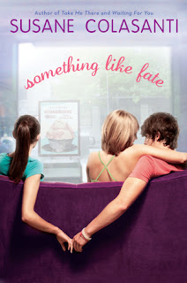 SomethingLikeFate Review: Something Like Fate by Susane Colasanti