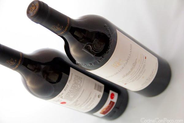 Pago de los Capellanes - Bodega - Ribera del Duero - Spanish wine