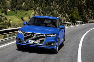Νέο Audi Q7: Προηγμένη τεχνολογία αμαξώματος, αποδοτικοί κινητήρες και quattro