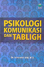 toko buku rahma: buku PSIKOLOGI KOMUNIKASI DAN TABLIGH, pengarang: armawati, penerbit amzah