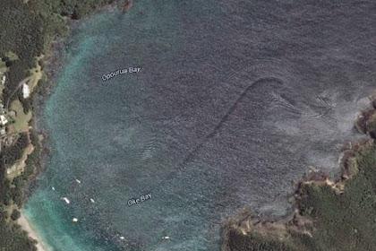 Misteri Gelombang Ombak di Pantai New Zealand