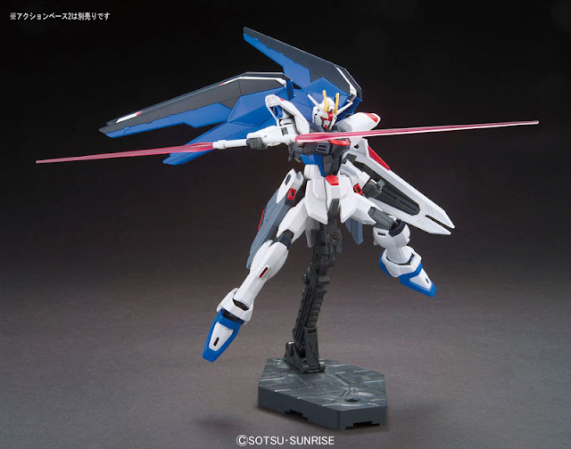 freedom gundam model kit revive version