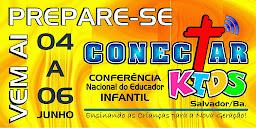 4 a 6 de junho em Salvador/BA