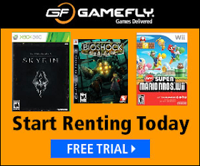 Free Gamefly Trial