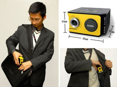 Smart Office Gadgets in Briefcase (15) 11