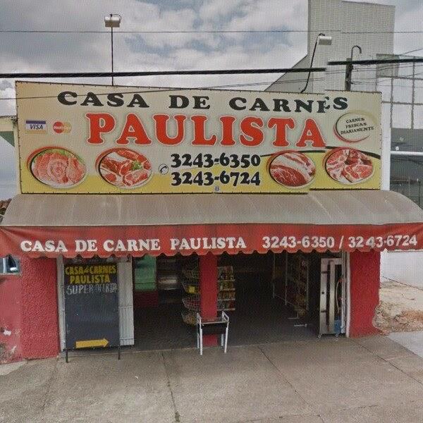 Casa de Carnes Paulista Alimentação e mercearia