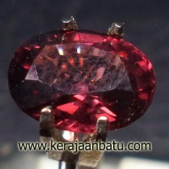 Batu Rhodolite Garnet Asli