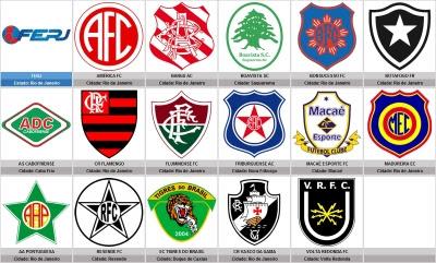 participantes do carioca 2016
