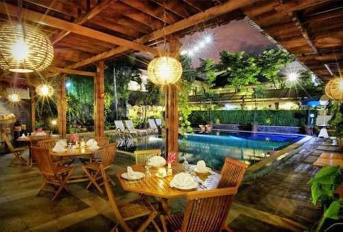 Restaurant Hotel Mutiara