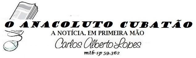JORNAL O ANACOLUTO CUBATÃO