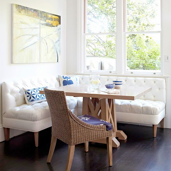 2014 Comfort Breakfast Nook Decorating Ideas Sweet Home Dsgn