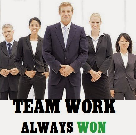 Team Work Always 'WON'
