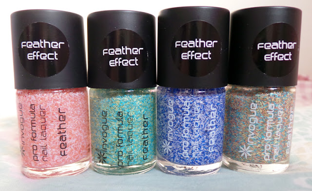 Invogue Feather Effect Nail Polish