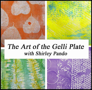 The Art of the Gelli Plate course photo