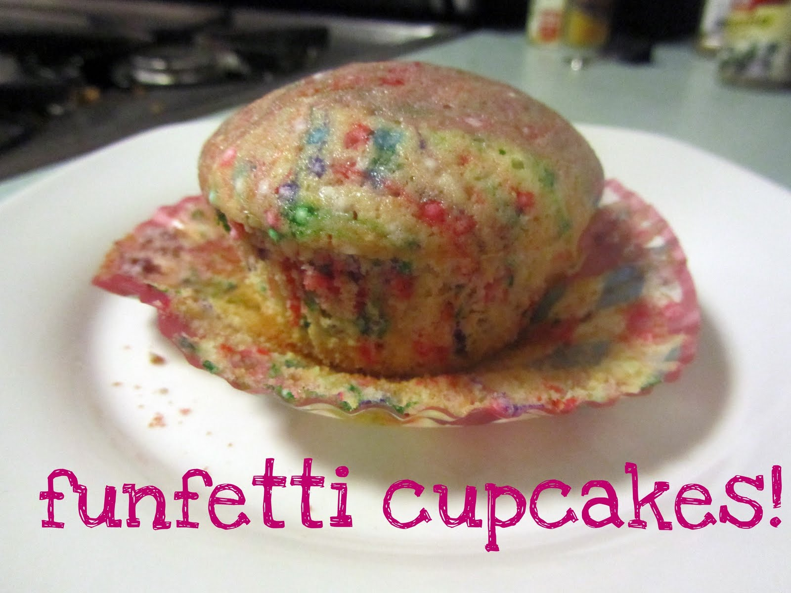 Funfetti Cupcake Recipe From Scratch
