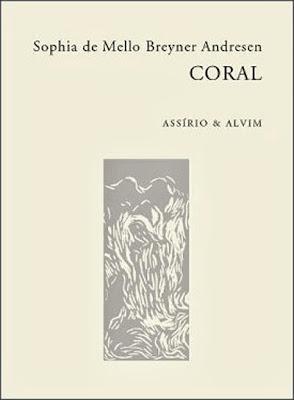 Coral, Sophia de Mello Breyner Andresen, Assírio & Alvim