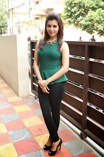 Actress Samantha Latest Pictures in Tight Jeans at Attarintiki Daredi Movie Interview  0023