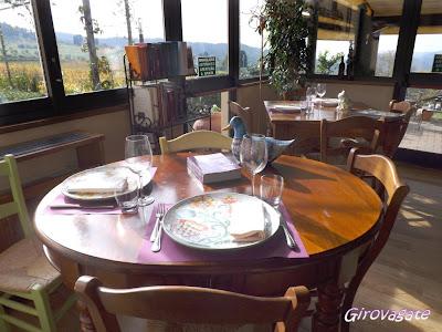 ristorante Mulino vento Fattoria Lavacchio