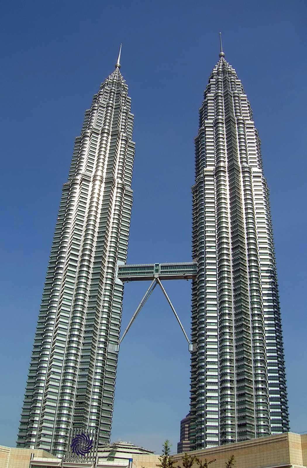 Twin Tower Costume