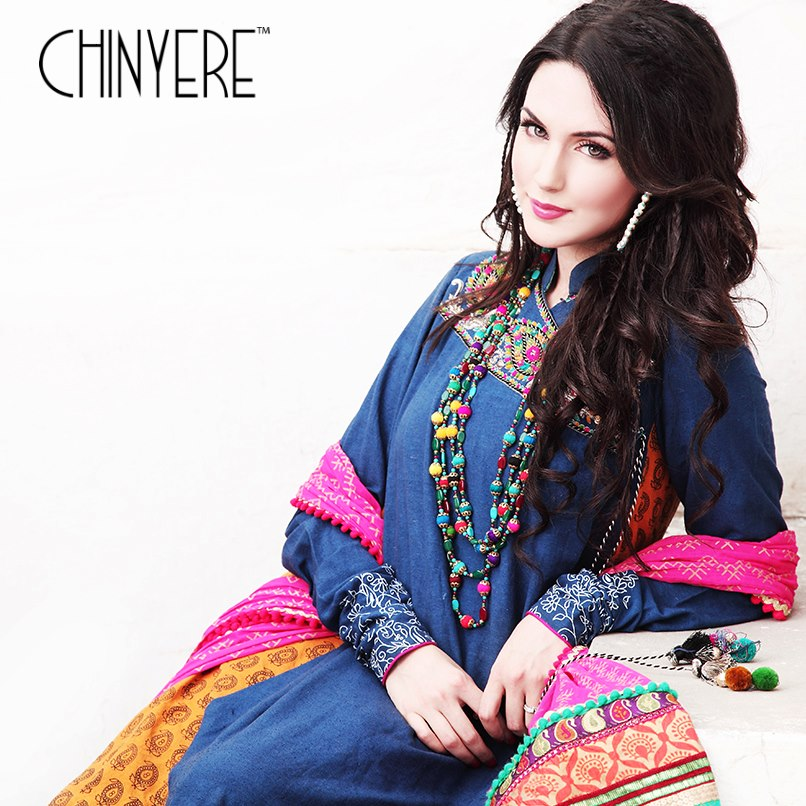 ChinyereWinterCollection 5  - Chinyere Winter Collection 2012