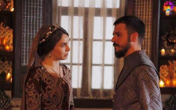 Mahidevran si Mustafa - Suleyman Magnificul episodul 99