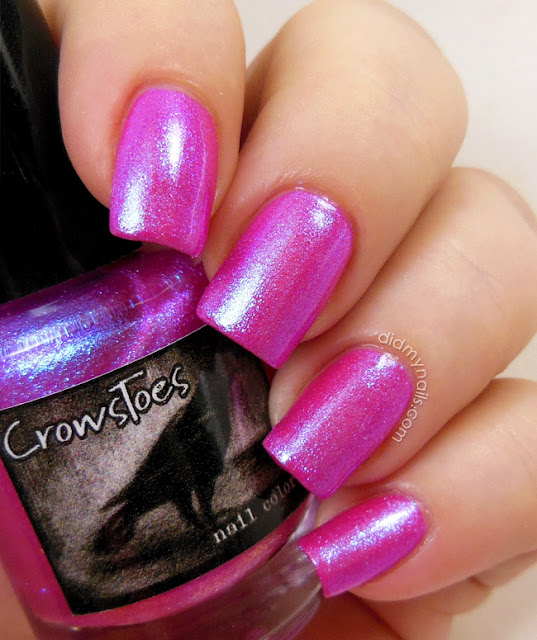 CrowsToes Love Stinks swatch