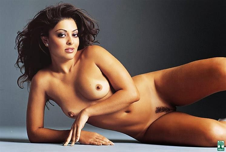 Juliana Paes Desnuda Playboy Brazil Mayo Fotos