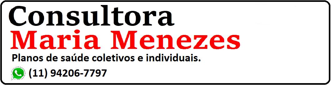 Consultora Maria Menezes