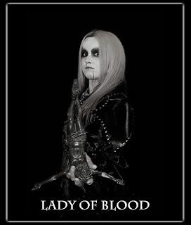 Ocultan - mulher black metal