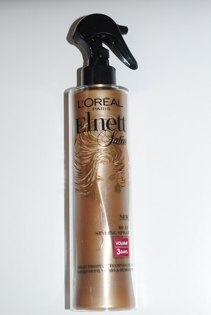 Elnett Heat Protect Styling Sprays from L'Oreal Paris
