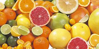 turunçgiller ile zayıflayın
