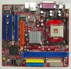 Biostar 865GV Micro 478