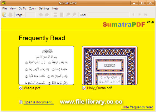 sumatra pdf reader for ipad