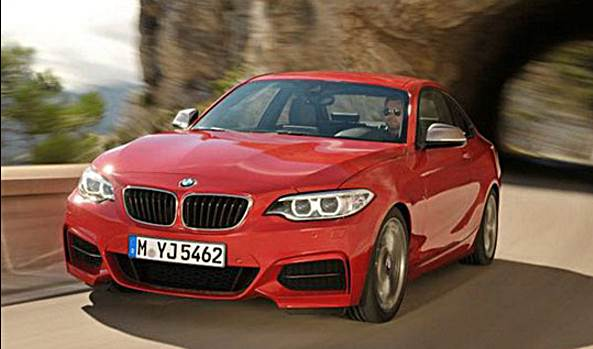 2017 BMW M2 CSL Review