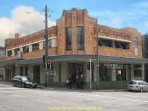 Art Deco Style Hotel