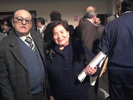 DR. CESÁR  ÁNGELES CABALLERO , SRA. JUANA MARTINEZ DE GONZALES, PRODUCTORA DE PISCO.