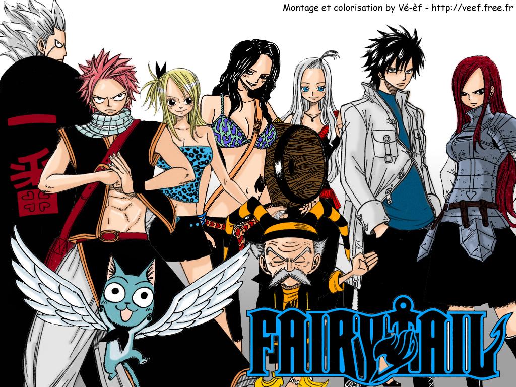 Anime Asia: Fairy Tail