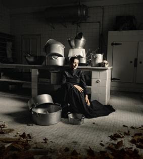 Performance, Marina Abramović, The Kitchen