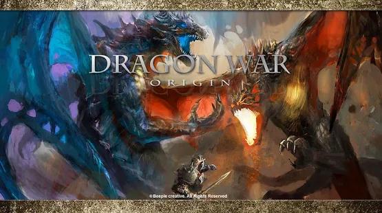 Dragon War Origin apk Premium