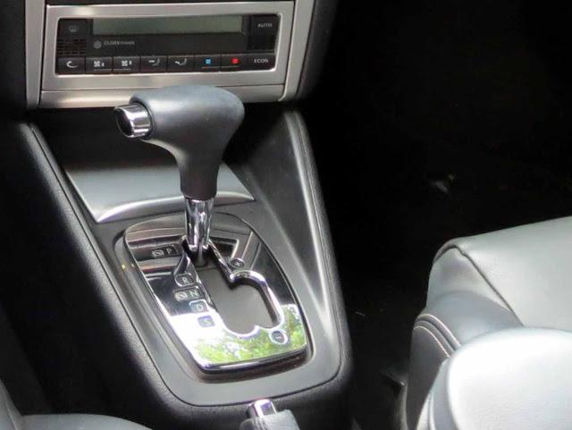 VW Golf - câmbio automático TipTronic