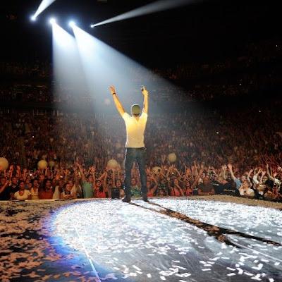 Enrique Iglesias Music Concert