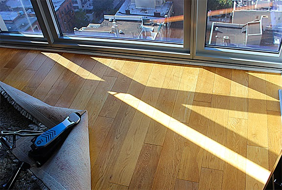 Dustless Hardwood Floor Refinishing NY