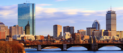 boston housing boom picture of the bridge