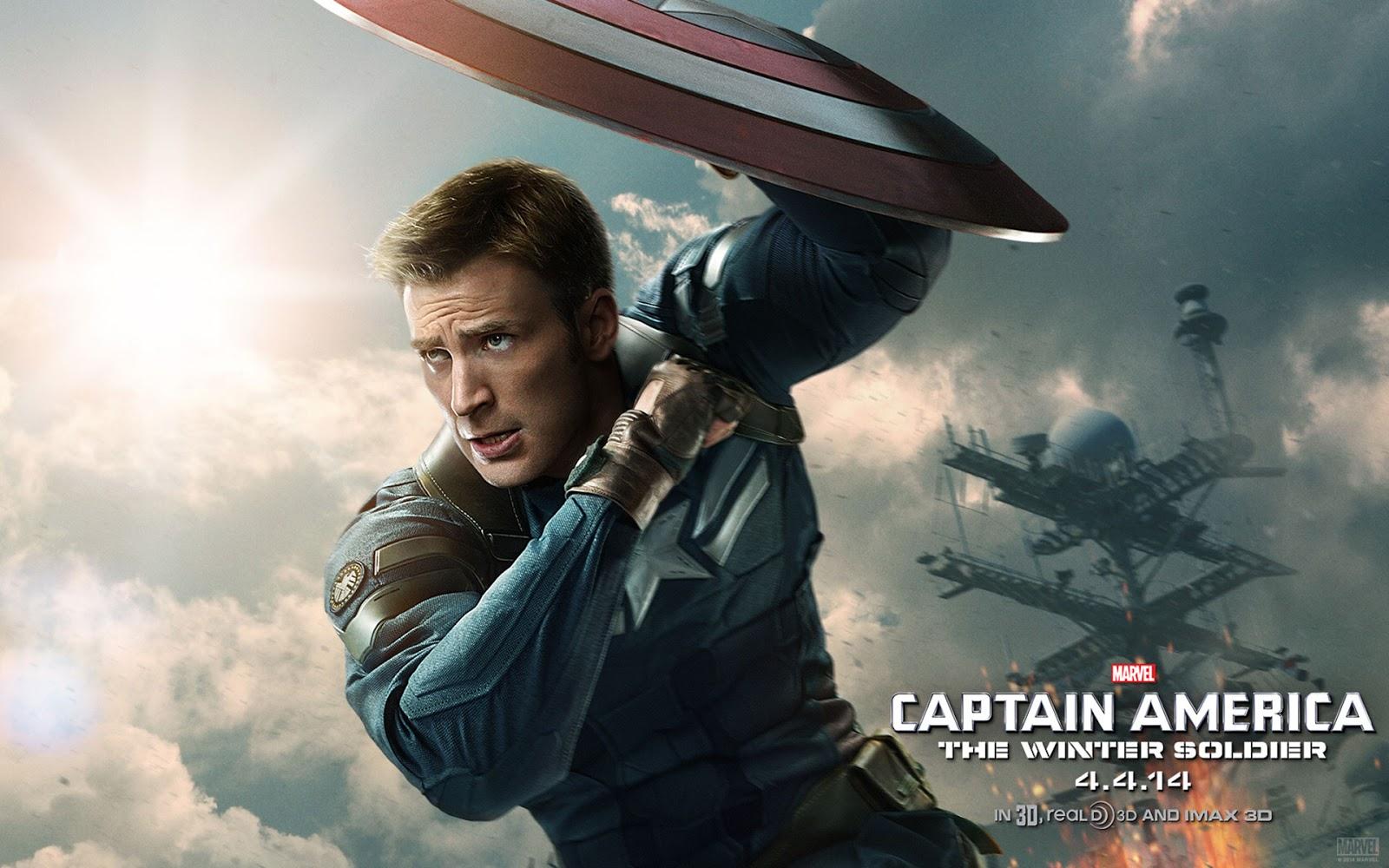 Captain America Movie Wallpaper HD