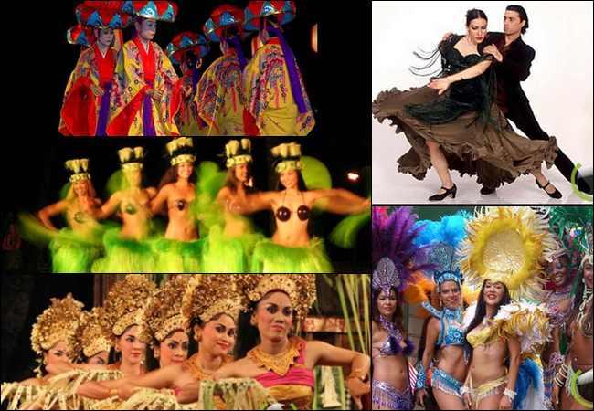 6 Seni Tari Tradisional yang paling Favorit dan Populer di Dunia