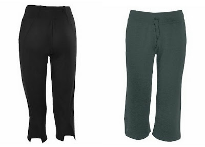 Stylish, yet comfortable and flexible active wear for women from Russell Athletic