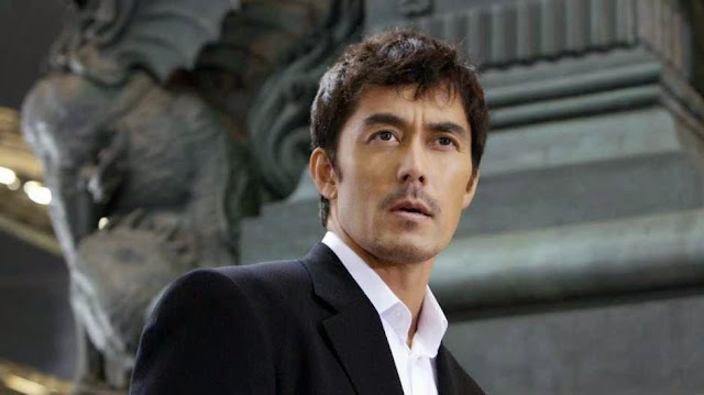 Hiroshi Abe Drama